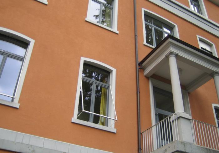 Hausbesichtigung Zustand Gebaude Bauwerk Casa Ch