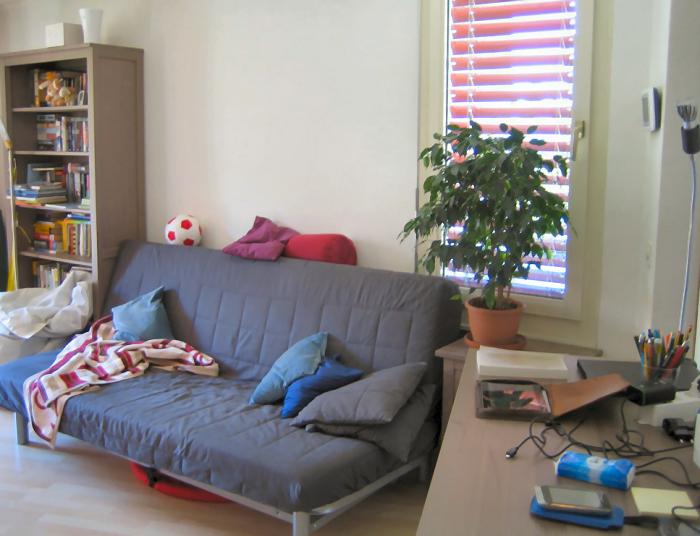Meine erste Wohnung Auszug von Zuhause - CASA.CH